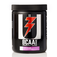 BCAA Stack - 1 kg BCAA + Glutamina Universal Nutrition - 1
