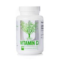 Vitamina C Fórmula 500mg envase de 100 tabletas de la marca Universal Nutrition