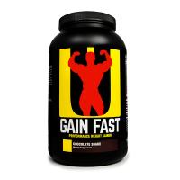 Gain Fast envase de 2,31 kg del fabricante Universal Nutrition (Ganadores de Peso con proteína)