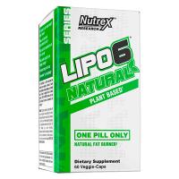 Lipo 6 Natural - 60 Cápsulas