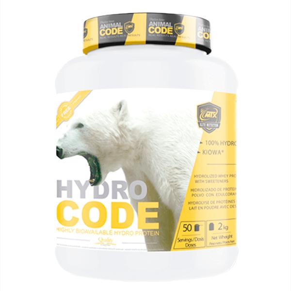 Hydro Code de 2kg del fabricante MTX Nutrition (Proteína Hidrolizada de Suero)