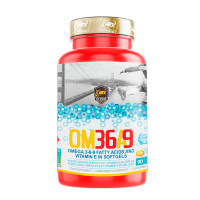 Omega 3-6-9 - 90 cápsulas MTX Nutrition - 1