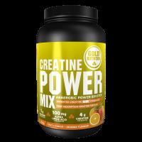 Creatina Power Mix envase de 1 kg de GoldNutrition (Creatina Monohidrato)
