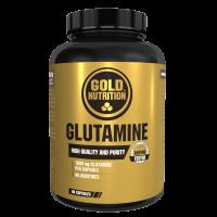 Glutamina 1000 - 90 cápsulas GoldNutrition - 1