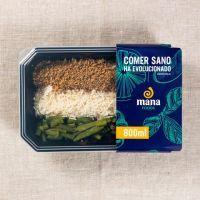 Quinoa con Arroz y Judias Verdes de la marca ManaFoods (Alimentos Frescos ManaFoods)
