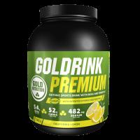 Gold Drink Premium envase de 750g de la marca GoldNutrition (Bebidas Isotónicas)