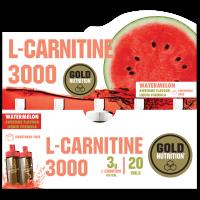 L-Carnitina 3000 - 20 Viales GoldNutrition - 2