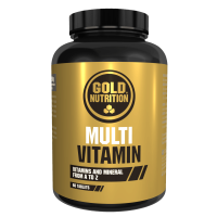 Multi Vitaminas de 60 tabletas del fabricante GoldNutrition (Complejos Multivitaminicos)