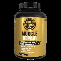 Muscle Repair envase de 60 cápsulas vetegales del fabricante GoldNutrition (Post-Entrenamiento)