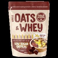 Oats & Whey envase de 400g del fabricante GoldNutrition (Sustitutos de comidas)