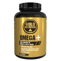 Omega Plus de 90 softgels del fabricante GoldNutrition (Aceite de Pescado)