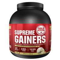 Supreme Gainers - 3 kg GoldNutrition - 3