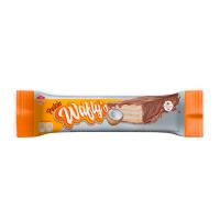 Barrita Wafflys Protein envase de 35g de la marca MTX Nutrition (Barritas de Proteinas)
