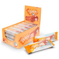Barrita Wafflys Protein envase de 35g del fabricante MTX Nutrition (Barritas de Proteinas)