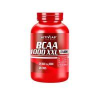 BCAA 1000 XXL de 120 tabletas de la marca Activlab (BCAA Ramificados)