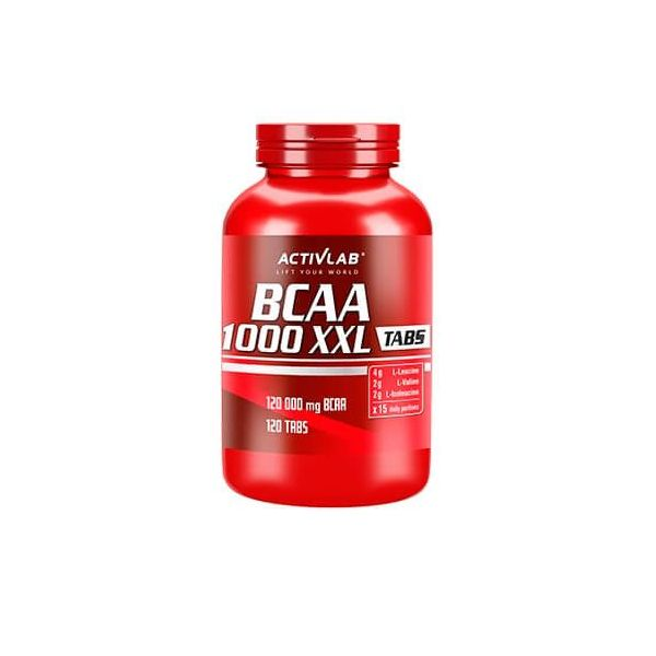 Bcaa 1000 xxl - 120 tablets Activlab - 1