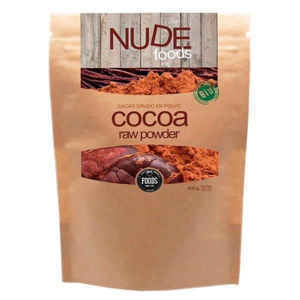 Cacao Crudo en Polvo envase de 400g de la marca MTX Nutrition (Repostería acaloríca y proteica)