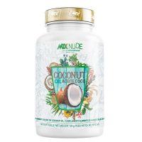 Aceite de Coco envase de 90 softgels de la marca MTX Nutrition (Aceites Vegetales)