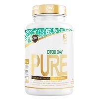 Dtox Day envase de 60 cápsulas de MTX Nutrition (Protectores Hepáticos)