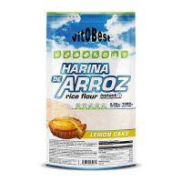 Harina de Arroz envase de 1 kg de la marca VitoBest