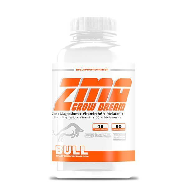 Zma grow dream - 90 capsules Bull Sport Nutrition - 1