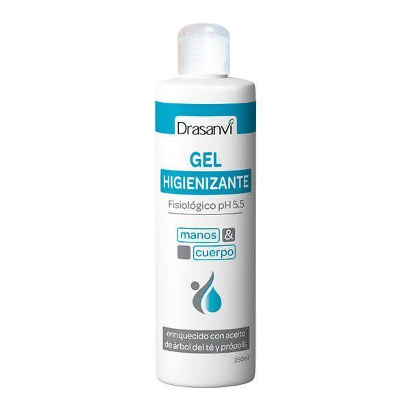 Gel Higienizante Fisiológico pH 5.5 de Drasanvi