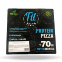 Protein fit pizza - 395g Fitness Burger - 8