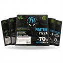 Pack 5 Protein Fit Pizza de Fitness Burger (Comida preparada)
