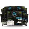 Pack 9 protein fit pizza - Fitness Burger Fitness Burger - 1