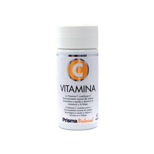 Vitamina C de 60 cápsulas de Prisma Natural