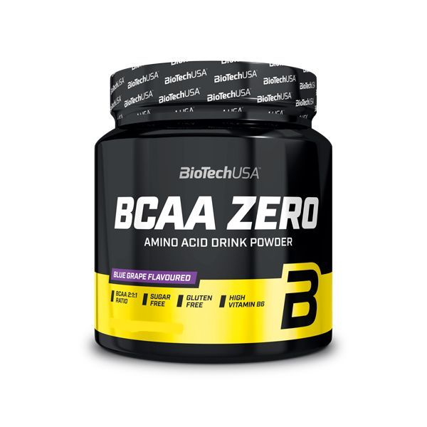 BCAA Zero envase de 180g de Biotech USA (BCAA Ramificados)
