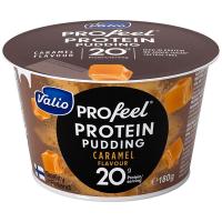 Natilla Profeel Protein envase de 180g de la marca Valio (Postres Bajos en Calorias)