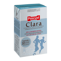 Clara de Huevo Líquida Pascual envase de 1l de DiexFood (Proteína de Huevo)