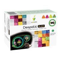 Despatic Black envase de 20 viales de la marca Novadiet (Protectores Hepáticos)