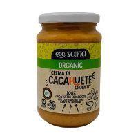 Crema de Cacahuetes Ecológica de 350g de EcoSana (Cremas de Cacahuete)