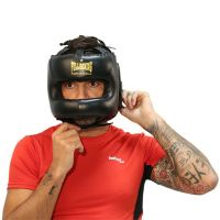 Casco de Boxeo/Fullboxing en Piel de Softee