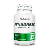 Fenugreek de 60 cápsulas de Biotech USA (Vitaminas y Minerales)