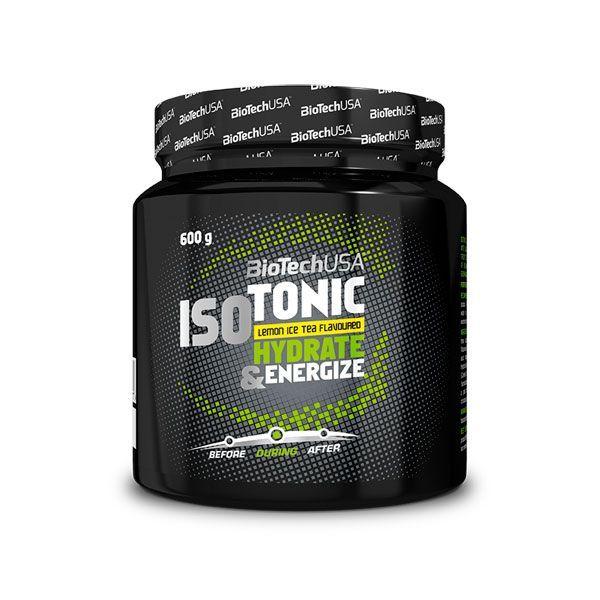 IsoTonic envase de 600g de Biotech USA (Recuperación)