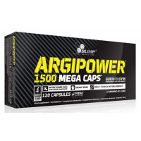 ArgiPower 1500 de 120 mega capsulas de Olimp Sport (Arginina)
