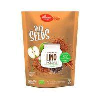 Vitaseeds chia and apple flax seeds - 200g El Granero Integral - 1