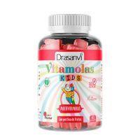 Vitamolas Multivitaminas Niños envase de 60 gominolas de la marca Drasanvi (Complejos Multivitaminicos)