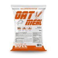 Harina de Avena envase de 1 kg de Bull Sport Nutrition (Harina de avena Neutra)
