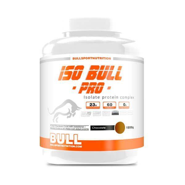 Iso bull pro - 1.8 kg Bull Sport Nutrition - 1