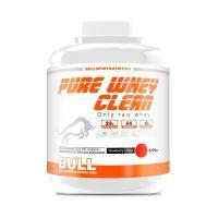 Pure Whey Clean de 2.3 kg del fabricante Bull Sport Nutrition (Proteina de Suero Whey)
