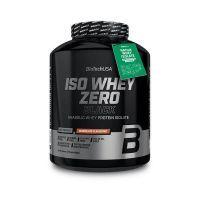 Iso Whey Zero Black de 2270g del fabricante Biotech USA (Proteína de Aislado de Suero Isolate)