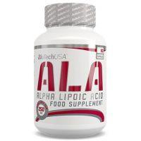 ALA (ácido alfa lipóico) - 50 cápsulas