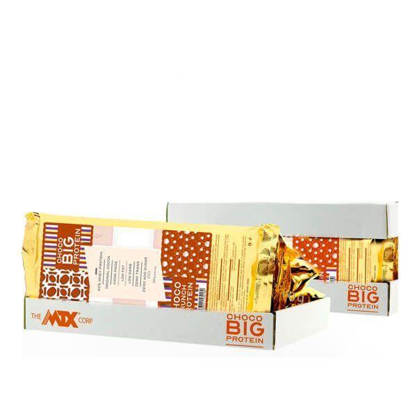 Choco Big Protein de 200g de MTX Nutrition (Dulces y galletas)