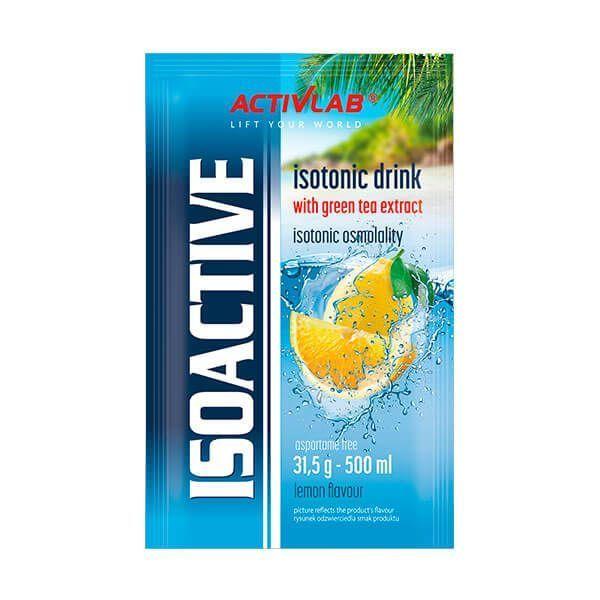 IsoActiv envase de 20x31.5g de Activlab (Bebidas Isotónicas)