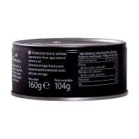 Pechuga de Pavo al Natural envase de 160g de la marca Ribeira  (Carnes en Conserva)