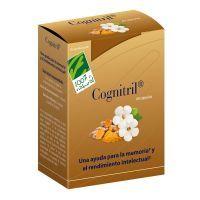 Cognitril envase de 60 cápsulas del fabricante 100%Natural (Concentración-Memoria)